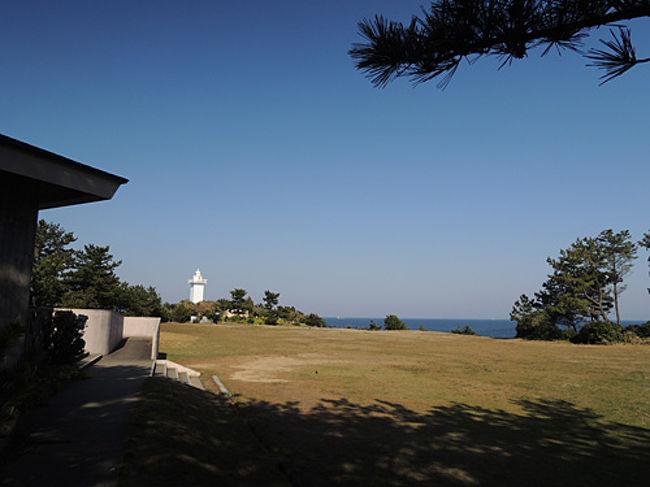 【三重県】めずらしい四角の灯台、安乗埼灯台(あのりさきとうだい)