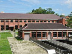 旧三河島汚水処分場ポンプ場施設の見学
