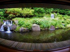 雨と霧だけの箱根温泉巡りの旅