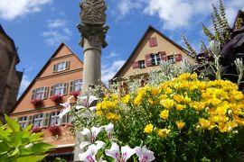 アルザスとロマンチック街道かわいい街めぐり2