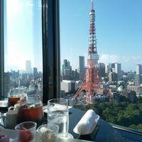 28年ぶりの東京タワーと4年ぶりに友達とランチ