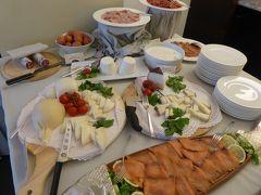 プーリア州優雅な夏バカンス♪ Vol187(第11日) ☆Lecce:最高級ホテル「Risorgimento Resort」優雅な朝食♪