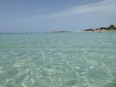 プーリア州優雅な夏バカンス♪ Vol189(第11日) ☆Porto Cesareo:青いイオニア海 優雅なビーチバカンス♪