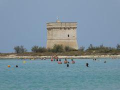 プーリア州優雅な夏バカンス♪ Vol190(第11日) ☆Porto Cesareo:優雅なビーチバカンス♪リドでランチを頂く♪