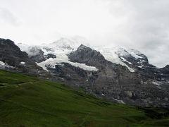2017年7月 スイス7日目 その1 登山列車でユングフラウヨッホヘ。スフィンクス展望台