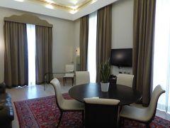プーリア州優雅な夏バカンス♪ Vol192(第11日) ☆Lecce:最高級ホテル「Risorgimento Resort」スイートルームでくつろぐ♪