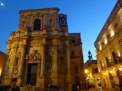 プーリア州優雅な夏バカンス♪ Vol195(第11日) ☆Lecce:夜景の美しいレッチェ旧市街♪