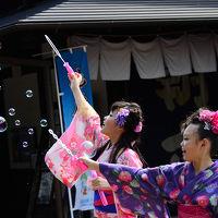 2017 歴史とロマンの中山道太田宿を浴衣で歩く!