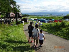 家族で行く軽井沢とその周辺旅行【2日目その2】 昨日のリベンジで佐久平パラダへ
