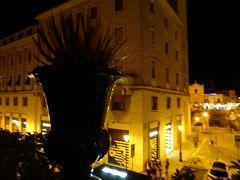 プーリア州優雅な夏バカンス♪ Vol199(第11日) ☆Lecce:最高級ホテル「Risorgimento Resort」スイートルームからの夜景は美しい♪