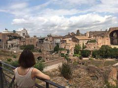 イタリアローマ_コロッセオ・フォロロマーノ_新婚旅行♡5