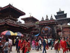 【震災後2年】ネパール一人旅 旅行記⑤ カトマンズダルバール広場