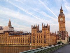 イギリス旅行記2017 Part4 ロンドン早朝ジョギング編