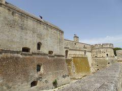 プーリア州優雅な夏バカンス♪ Vol207(第12日) ☆Acaya:憧れの古城「アカイア城」へ♪