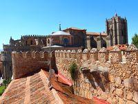 マドリードから 中世の城壁に囲まれたアビラを訪ねて