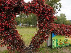 サハリンの街歩き(5)ガガーリン公園の居心地の良さ