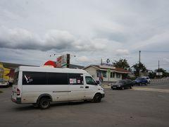 サハリンの街歩き(7)駅からバスでコルサコフへ 日本語の通じるアキフ運転手