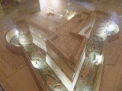 プーリア州優雅な夏バカンス♪ Vol210(第12日) ☆Acaya:美しい「アカイア城」上階のフレスコ画やアカイア城模型を見学♪
