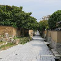 下関市の城下町長府を散歩—下関市立歴史博物館などー