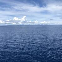 沖縄から奄美大島へのアイランドホッピングツアー①那覇→与論島