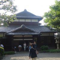 2016年(平成28年)5月都立大でコンサート後、代官山の昔(旧朝倉家住宅 猿楽塚)と現代を歩きます。