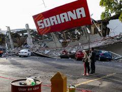 ■メキシコ発■ シティ近郊でM7.1の地震発生 By ウォータースポーツカンクン店長吉田