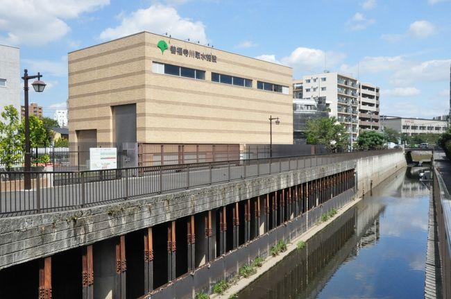 神田川・環状七号線地下調節池の見学
