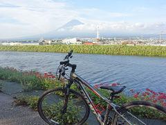 自転車でGO! 2017.09.16 =富士山・潤井川&彼岸花=