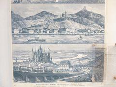 """ドイツの秋:⑱英雄伝説が残る""""竜の岩山""""、ミュンスター40年ぶりの古城ホテル ヴィルキングヘーゲ城"""