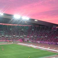 【アウェイ応援の旅】 再び大阪へ/でも今回は長居スタジアム