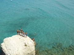 プーリア州優雅な夏バカンス♪ Vol219(第12日) ☆Torre dell'Orso:「トッレ・デル・オルソ」絶景ビーチは素晴らしい♪