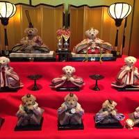 金谷旅館の特別室に宿泊&ひな祭りのテディベアミュージアム♪