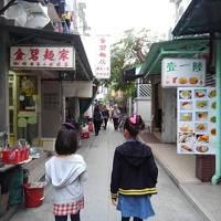 子連れ香港 お正月 ディズニーもね!