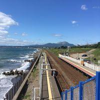 2017年9月 北海道への旅(3日目-2)~北舟岡駅へ