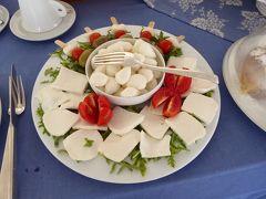 プーリア州優雅な夏バカンス♪ Vol232(第13日) ☆Otranto:高級ホテル「Palazzo Papaleo」素敵な朝食♪