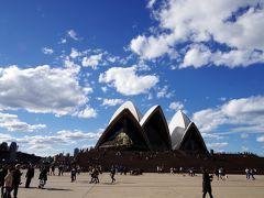 神秘のオーストラリア4都市周遊 3 8月27日~28日 シドニー