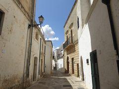 プーリア州優雅な夏バカンス♪ Vol241(第13日) ☆Specchia:イタリア美しき村「スペッキア」旧市街さまよい歩く♪