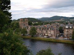 アイルランド・スコットランド11日間の旅⑦ B&Bに泊まるインヴァネス