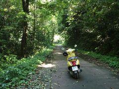 Ninh Ninh ニンビン Cuc Phuong クックフオン国立公園。20kmのジャングル林道ツーリングと、いきあたりばったりトレッキング。。。トレッキングに至るまで編。。。