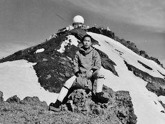 富士登山 50年前 と3カ月前 と現在