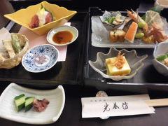 大阪・北浜で日本料理堪能