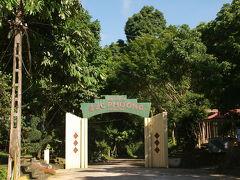 Ninh Binh ニンビン Cuc Phuong クックフオン国立公園。20kmのジャングル林道ツーリング。その後、いきあたりばったり、サンダル履きでトレッキング編