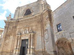 プーリア州優雅な夏バカンス♪ Vol244(第13日) ☆Tricase:「トリカーゼ旧市街」大聖堂を眺めて♪