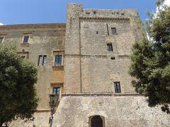 プーリア州優雅な夏バカンス♪ Vol247(第13日) ☆Tricase:「トリカーゼ旧市街」の美しい宮殿「Palazzo Gallone」♪