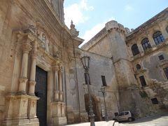 プーリア州優雅な夏バカンス♪ Vol248(第13日) ☆Tricase:「トリカーゼ旧市街」Piazza Giuseppe Pisanelliから大聖堂を経て歩く♪