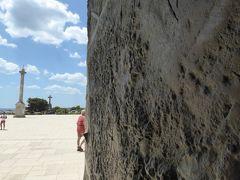 プーリア州優雅な夏バカンス♪ Vol251(第13日) ☆Leuca:「サンタ・マリア・ディ・レウカ岬」教会を眺めて♪