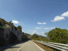 プーリア州優雅な夏バカンス♪ Vol254(第13日) ☆Gagliano:アドリア海岸に沿って走る♪