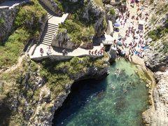 プーリア州優雅な夏バカンス♪ Vol255(第13日) ☆Gagliano:美しい入り江「Canale del Ciolo」♪