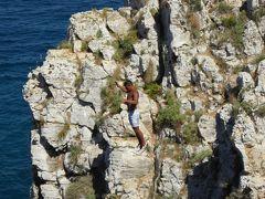 プーリア州優雅な夏バカンス♪ Vol256(第13日) ☆Gagliano:美しい入り江「Canale del Ciolo」に飛び込む若者たち♪