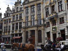 2017年子連れベルギー・イギリスの旅(1)~序章・ベルギーの黄金三点セット!